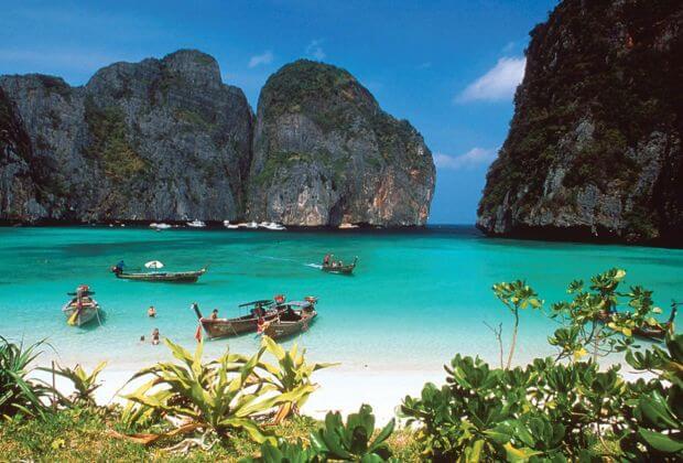 Pourquoi visiter l'île de Ko Samui dans le golfe de la Thailande