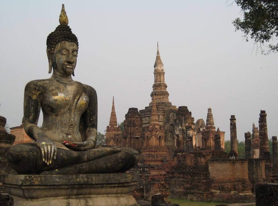Pourquoi visiter la ville de Sukhothai en Thailande ?