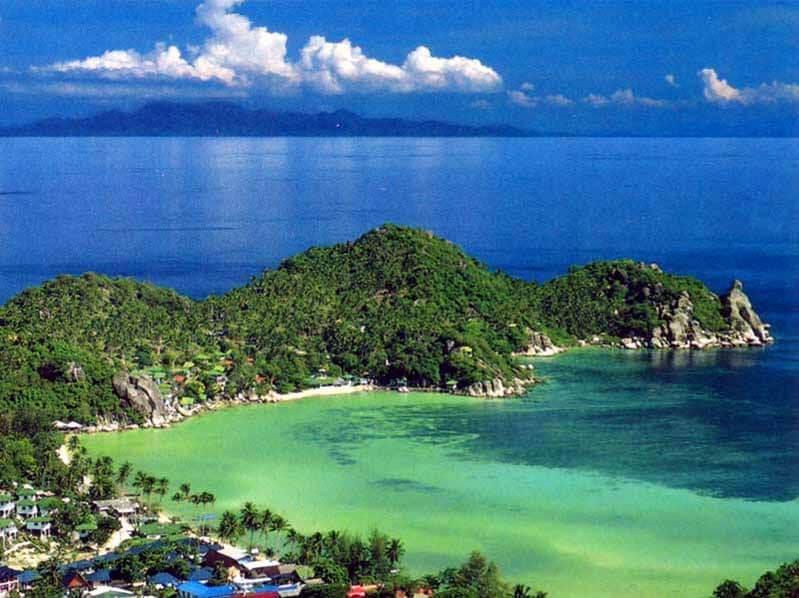 Pourquoi visiter l'île de Koh Tao en Thailande ?