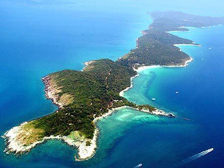 Découvrez l'île de Ko Samet en Thailande