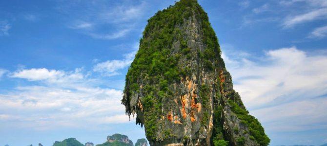 Quatre plages de Thailande classées dans les 50 plus belles plages du monde