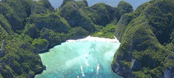Evasion dans les plus belles îles de la Thaïlande