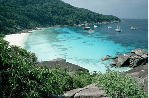 Découvrez les 5 plus belles plages de Thailande