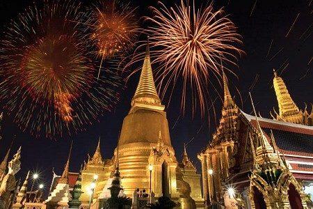 Le meilleur endroit en Thaïlande pour passer le Nouvel An