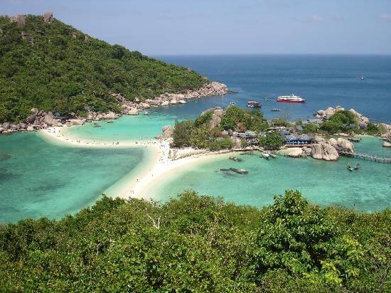Le gouvernemant Thai souhaite promouvoir les îles du golfe de Thaïlande