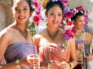 sourire thailande