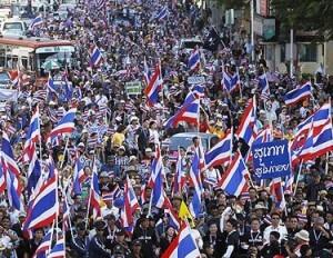 thailande crise politique