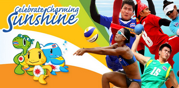 Phuket est prête à accueillir les 4e Jeux Asiatiques de plage 2014