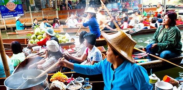 Bangkok parmi les meilleures villes au monde pour le shopping