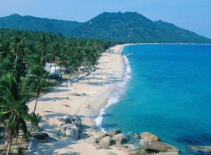 Phuket et Samui nommées meilleure destination pour les jeunes mariés et les amoureux