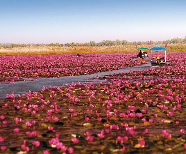 Les plus beaux lacs et réservoirs de Thaïlande