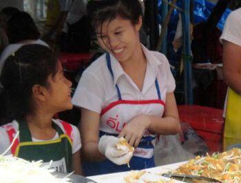 festival végérien bangkok 2015