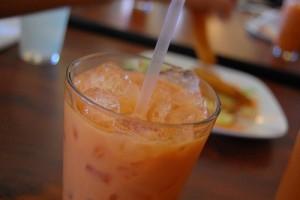 thé glacé thailandais