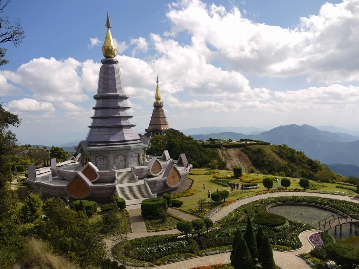 Découvrez Doi Inthanon, la plus haute montagne de Thaïlande