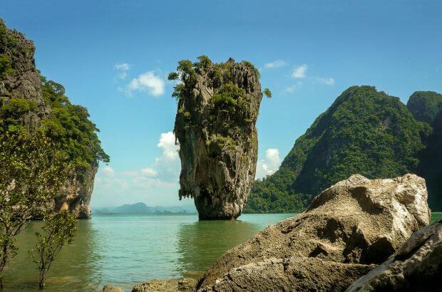 thailande road trip