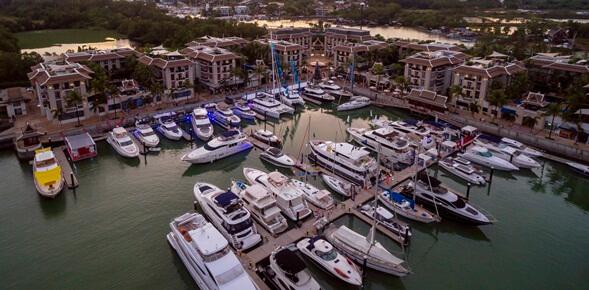 Le Phuket International Boat Show 2017 impressionne par le nombre record de visiteurs