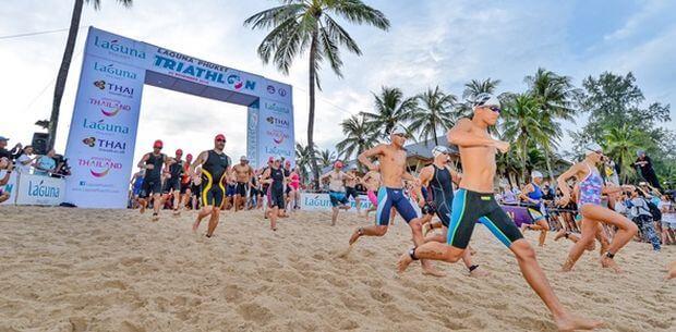 Phuket est prête à accueillir le 24ème Triathlon Laguna Phuket en novembre