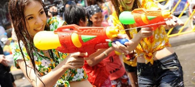 Les meilleurs endroits pour célébrer Songkran en Thaïlande